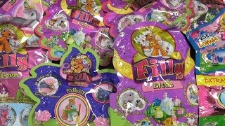 Filly - Blindbags - MEGA Unboxing
