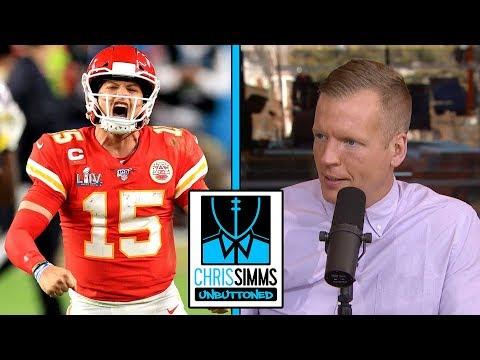Super Bowl 2020 Game Review: 49ers vs. Chiefs | Chris Simms Unbuttoned | NBC Sports