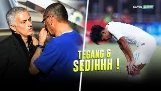 Drama 11 Gol Indonesia U19 Kalah Dari Qatar - Mourinho Ngamuk! (Berita Bola Terlengkap 22/10/2018)