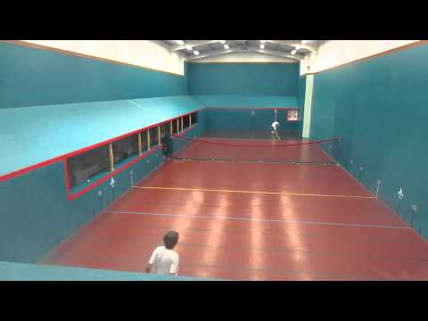 Dutch Real Tennis Championships 2013 - Men's Final (part 1)