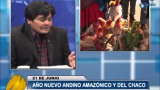 Primera Edición - Año Nuevo Andino Amazónico y del Chaco 5523 - Jueves 18 de junio 2015