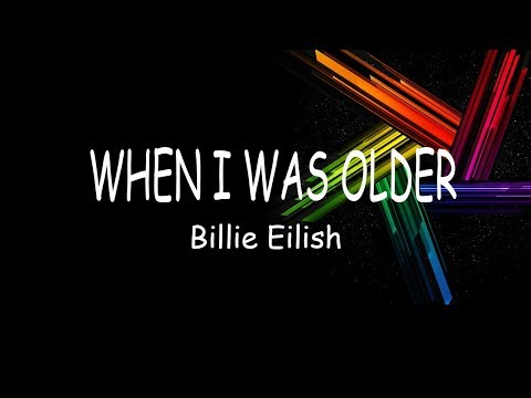 Billie Eilish - WHEN I WAS OLDER Acapella (Music Inspired By The Film ROMA)