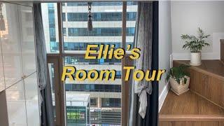 [Ellie Vlog] 원룸 복층 오피스텔 꾸미기 | …