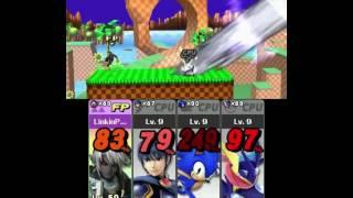 Super Smash Bros. for Nintendo 3DS - LinkinPark