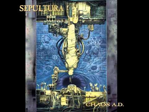 Sepultura - Territory (HQ)
