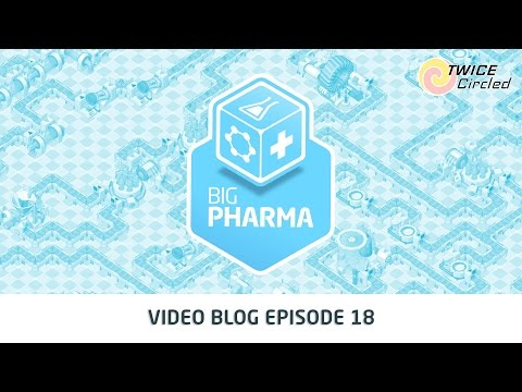 Big Pharma Vlog #18 - The one with Cliff (QoL patch)