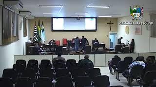 25ª Sessão Ordinária 2019