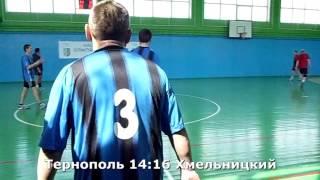 """Гандбол. ГК """"Лидер"""" (Хмельницкий) - Тернополь - 23:20 (2-й тайм). Открытый чемпионат г. Хмельницкого"""