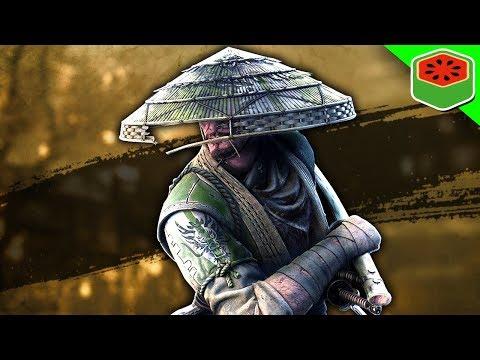 ARAMUSHA AND THE INFINITE CHAIN! | For Honor Gameplay