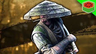 ARAMUSHA AND THE INFINITE CHAIN! | For Honor Gameplay