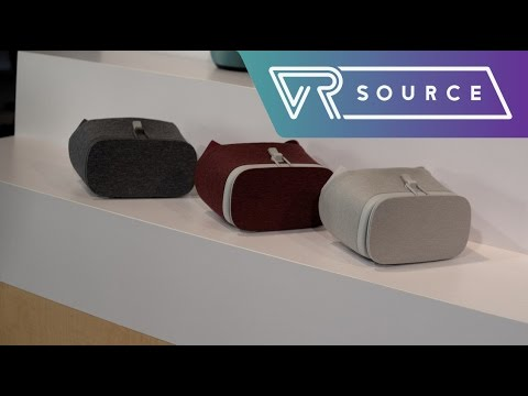 Google Daydream View hands on