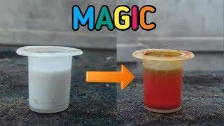 देखिए किया हुआ जब मैंने चून्हा, हल्दी, पानी को एक साथ मिलाया । Magic । LIFE HACKS HINDI