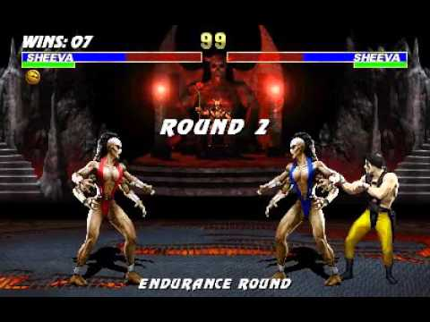 Ultimate Mortal Kombat 3 - Sheeva Arcade Very Hard - SZ Valdes