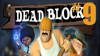 Dead Block Walkthrough Part 9: Hotel - No Commentary Gameplay - (Xbox 360/PS3/PC)