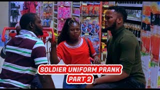 Download Zfancy Prank Comedy - Soldier Uniform Prank ! Part 2 (Zfancy)