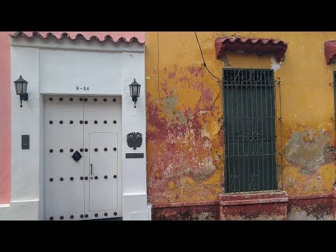 Cartagena with the family - Travel video 1/?