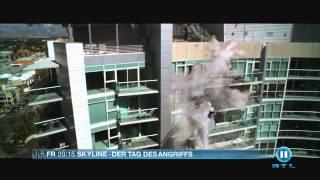 Trailer On Air: Skyline - Der Tag des Angriffs 40Sek