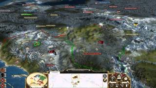 Empire Total War - Grand Campaign - Ottoman - Part 1 [HD]