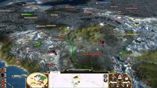 Empire Total War - Grand Campaign - Ottoman - Part 1 [HD]