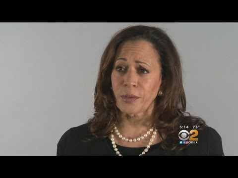 Sen. Harris Discusses Takeways From Middle East Fact-Finding Trip