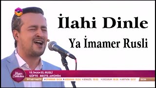 Agâh - Ya İmam Er-Rusli يا امام الرسل يا سندي - Arapça Kasîde - TRT DİYANET