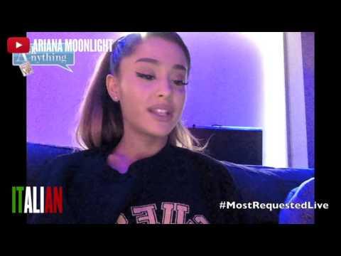 Ariana Grande - Speaking Different Languages (Spanish,Japanese,German...)