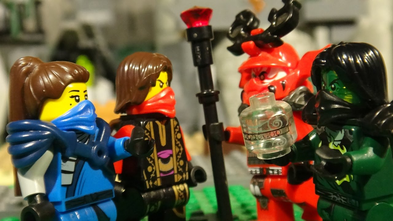 LEGO CHRONICLES OF NINJAGO - TRAILER - EPISODE 4 - THE ONI ...