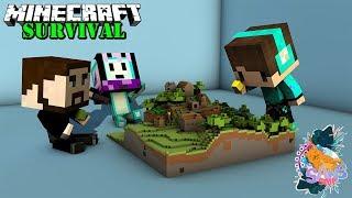 MEMBUAT DUNIA BARU ! Minecraft Survival SanSMP #1