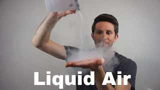 How to Turn Air Into a Liquid