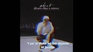 Sabor A Ti- Álvaro Díaz Prod. by Orteez (Vídeo Lyrics)