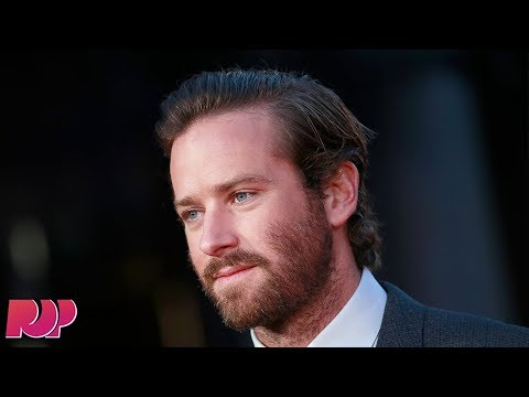 Armie Hammer Blasts Hollywood's Sexual Misconduct Double Standard