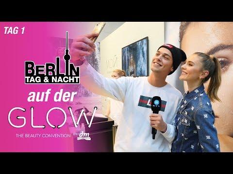 Auf der GLOW mit 'Berlin - Tag & Nacht' | Tag 1
