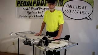 New PedalProp Design