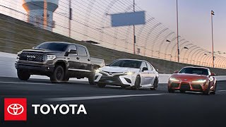 Toyota Racing: Catch the Excitement | Toyota
