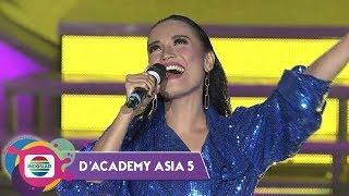 KEREN!!! Penampilan Maria 'Tak Bisa Menunggu' Dapat 1 SO & Total Nilai 561 | D'Academy Asia 5