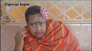 If Mpesa Lady Was A Police Woman - George Kagwe