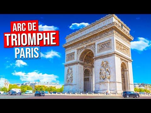Arc de Triomphe - Paris, France | Place Charles de Gaulle Etoile