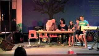 Church Camp 2011: Thanksgiving Skit