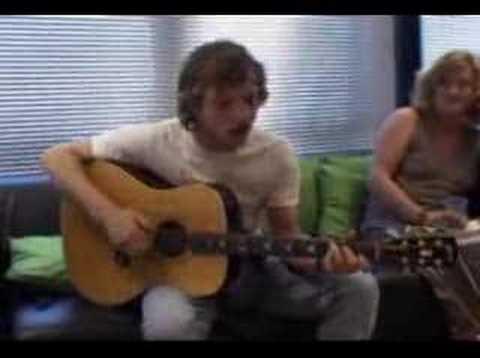 James Morrison - Live singing