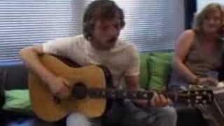 "James Morrison - Live singing ""You Give Me Something"""