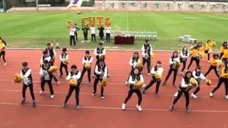 2015-2016智社陸運啦啦隊