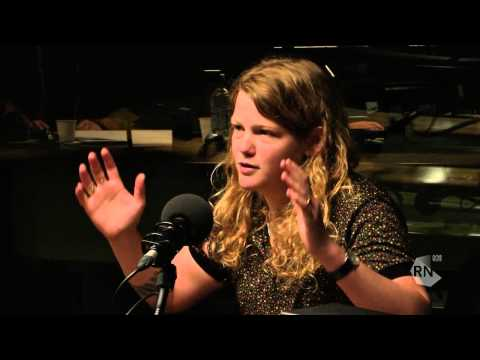 Kate Tempest, passionate poet [HD] Late Night Live, ABC RN