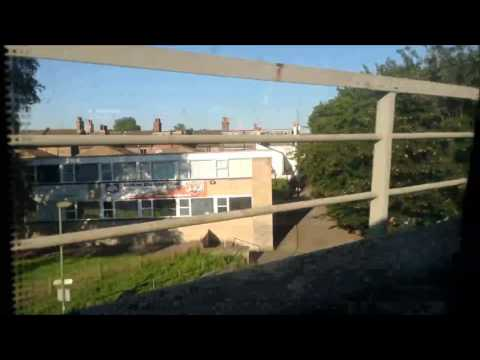London Underground | Northern Line FULL JOURNEY: Mill Hill East to Morden via Charing Cross