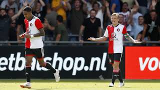 60SECONDS: De Graafschap - Feyenoord (2-0)