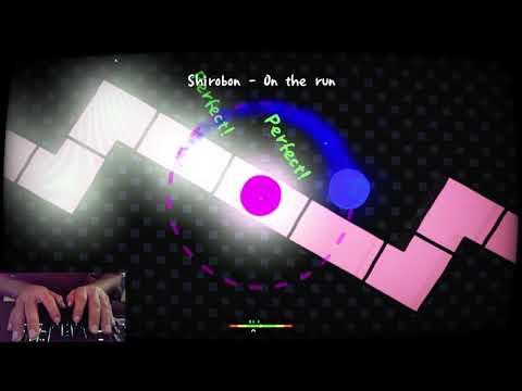 (ADOFAI) Shirobon - On The Run - World By Iceguy