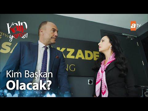 Sancakzade Holding'de başkanlık seçimi! - Kalp Yarası 15. Bölüm