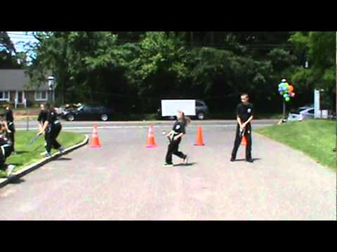 Crino S Karate Stony Brook East Setauket Martial Arts Demo At Smithtown Nursery School 2017