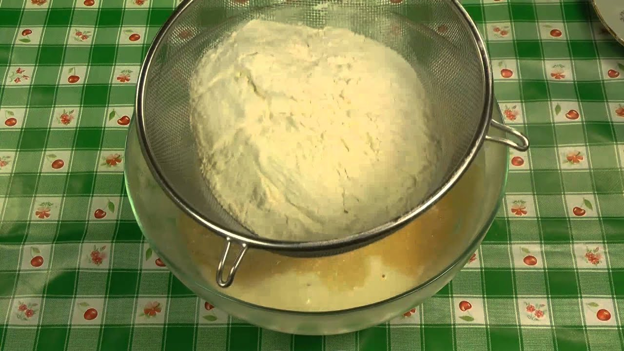 Тесто для беляшей видео рецепт