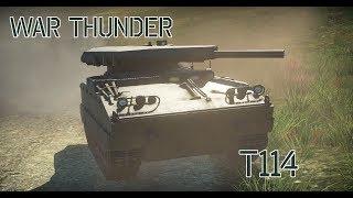 惑星War Thunderの傭兵稼業 その62【T114】