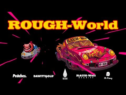 nafla & Loopy - Rough World [Official Music Video]